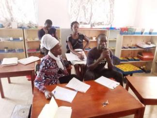 TeacherTrainees